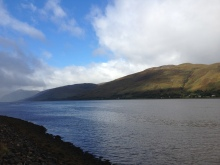 Farewell Fort William