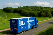 Screen Machine, Scotland's only mobile cinema